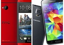 The HTC One M8 is better than the Galaxy S5, just ask HTC