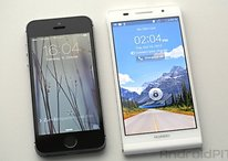 Huawei Ascend P6 Vs iPhone 5s: a cheaper iPhone?