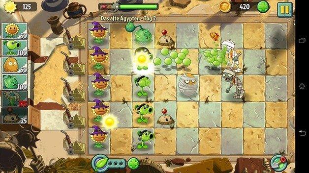 AndroidPIT PlantsVsZombies 2