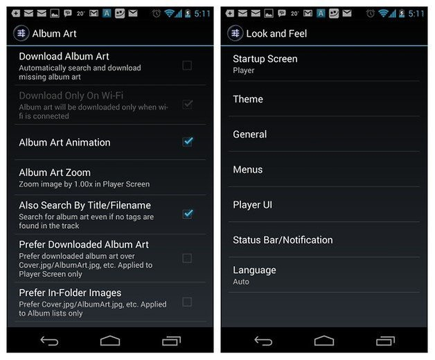 Poweramp Music Player (Trial) - the number one Android music