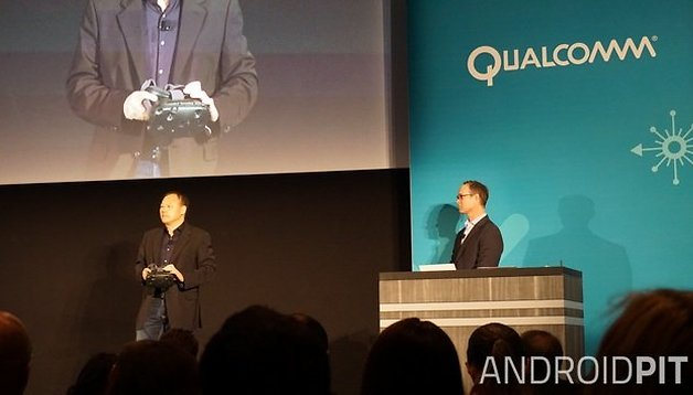 Qualcomm teases smarter, faster, self-aware smartphones for 2015