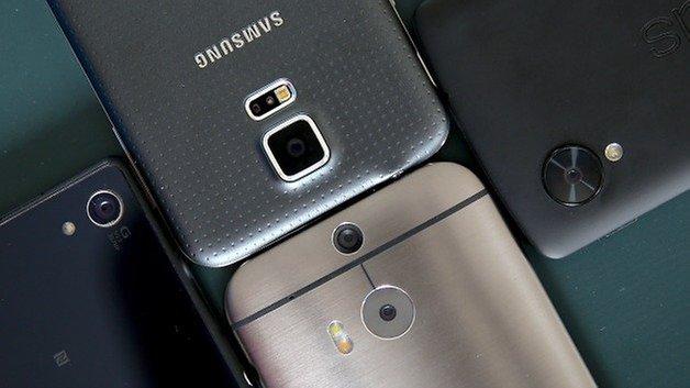AndroidPIT S5 Z2 M8 Nexsu 5 camera