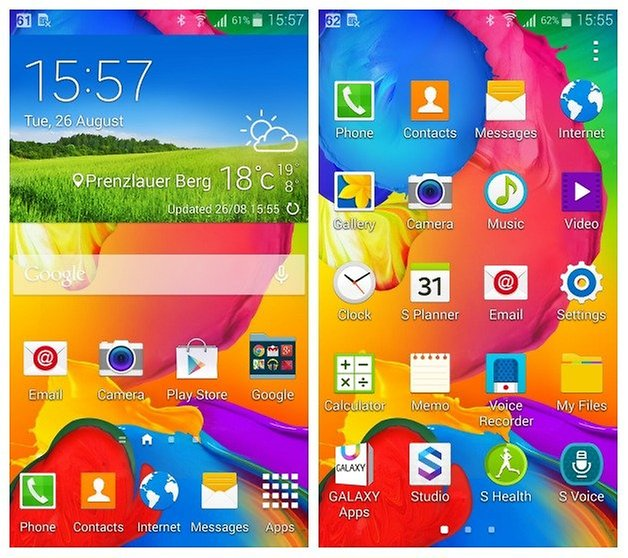 Androidpit Samsung Galaxy S Mini Homescreen App Drawer