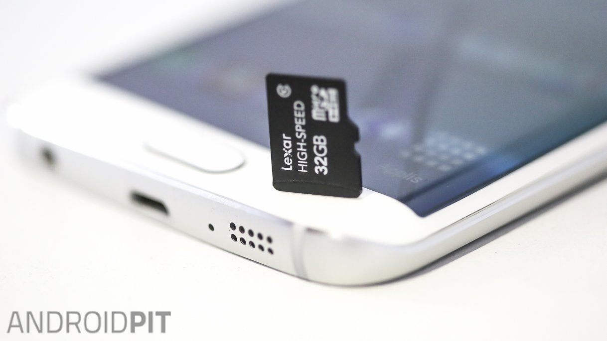 galaxy s7 microsd card slot why samsung might just bring. Black Bedroom Furniture Sets. Home Design Ideas