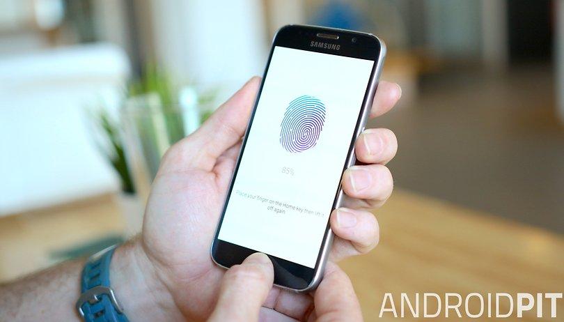 A Qualcomm quer levar a biometria digital para a tela dos smartphones Android!