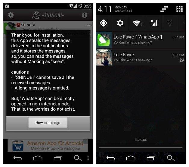 AndroidPIT Shinobi 2