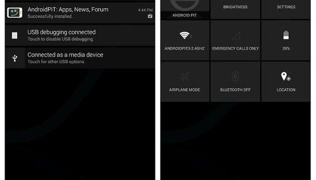 SlimKat custom ROM review: the tiny ROM | AndroidPIT