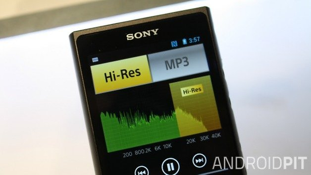 AndroidPIT Sony Walkman NW ZX2 1