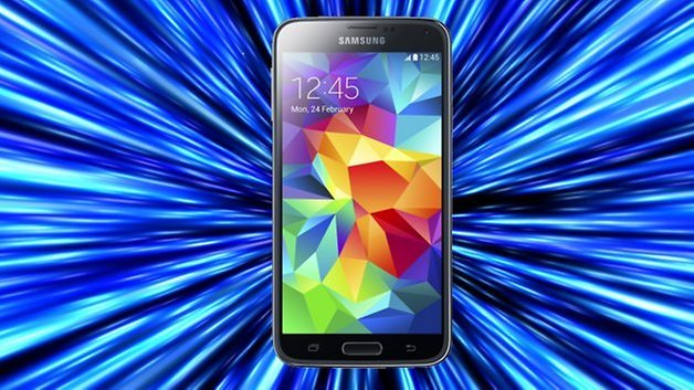 AndroidPIT Speed Up Galaxy S5