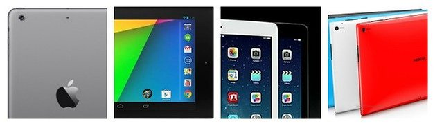 AndroidPIT Tablet Comparison 2