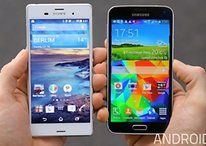 Sony Xperia Z3 vs Samsung Galaxy S5: same same but different