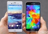 Galaxy S5 vs Xperia Z3 : Samsung a une longueur d'avance