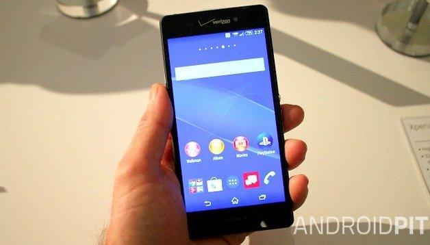 Sony Xperia Z3v: the Z3 that looks like a Z2