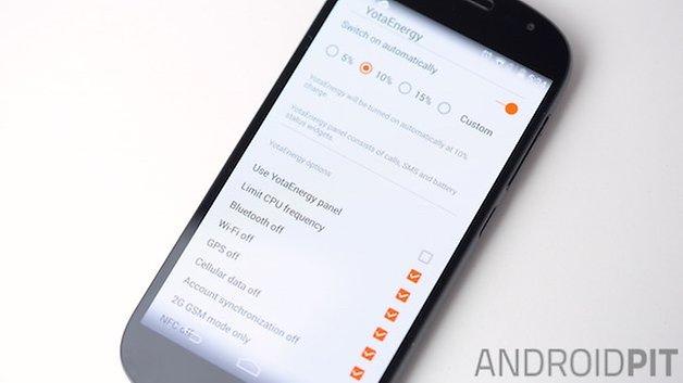 AndroidPIT Yotaphone2 yota energy
