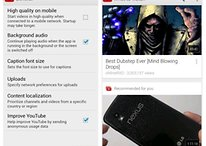 YouTube to get background audio and subscription music service