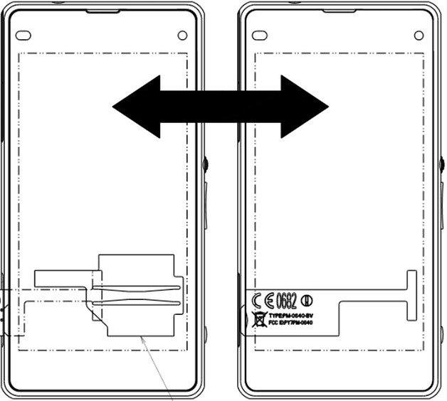 AndroidPIT Z1s FCC