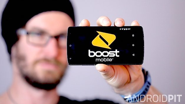 AndroidPIT boost mobile teaser