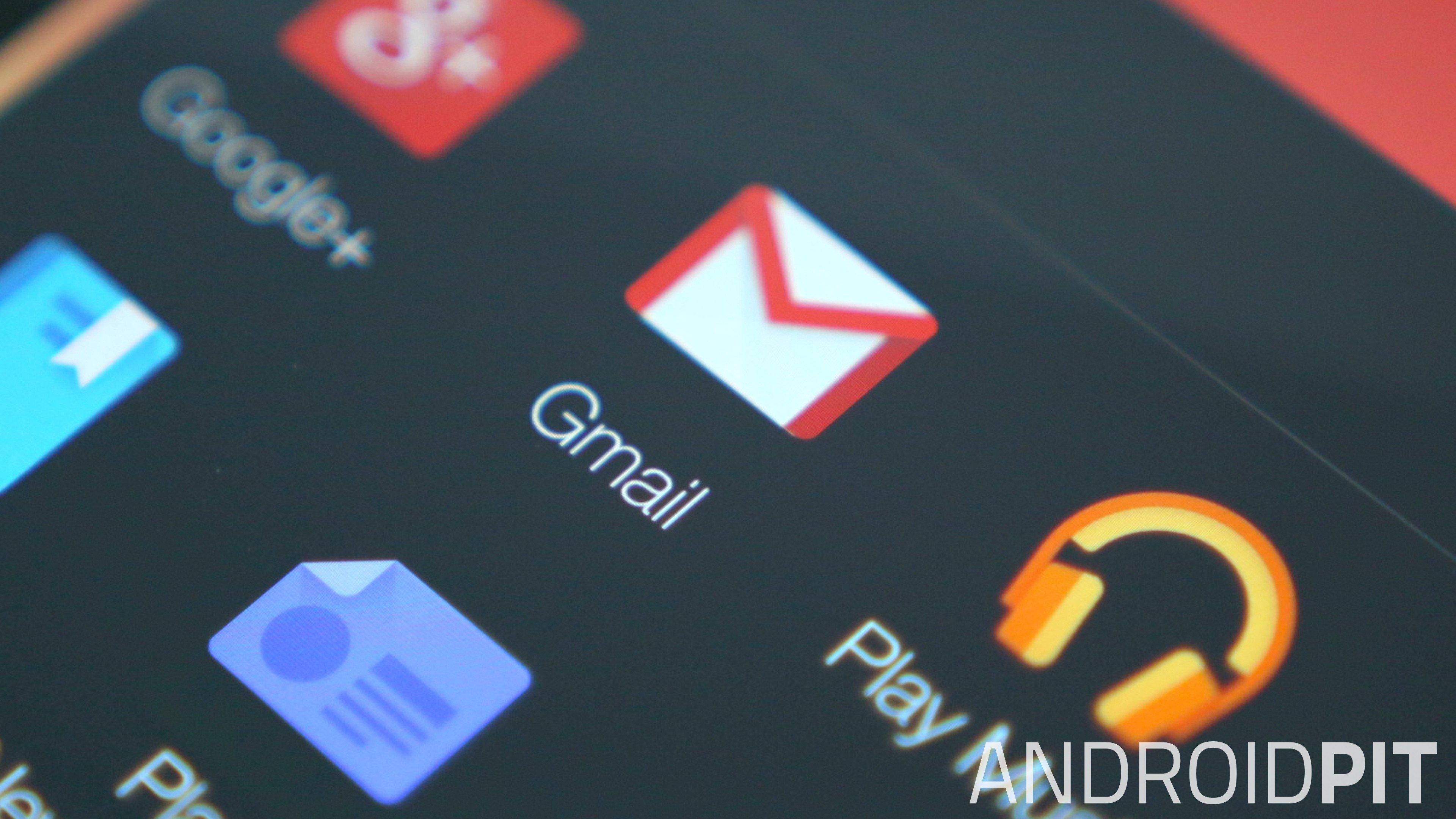 se déconnecter de gmail sur android