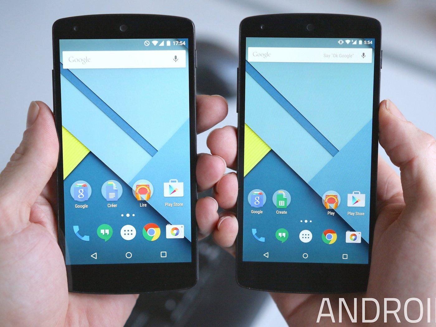 Cómo Aumentar La Pantalla Del Nexus 5 Androidpit