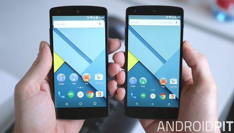 How to make your Nexus 5 screen bigger