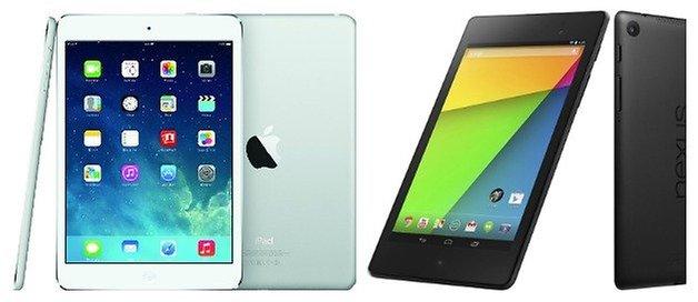 AndroidPIT iPadMini Nexus7