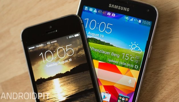 Apple iPhone 6 : quelle concurrence chez Android ?
