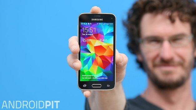 AndroidPIT samsung s5 mini teaser
