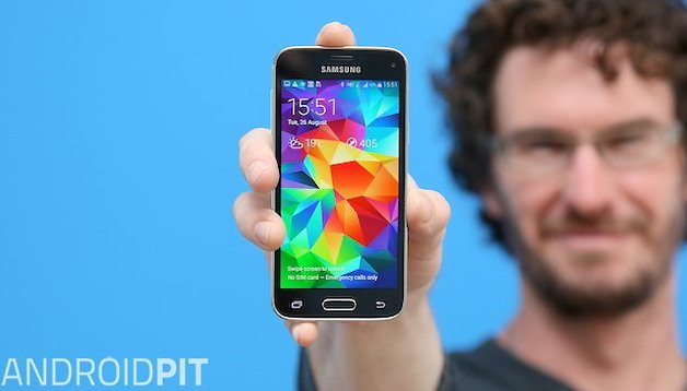 Samsung Galaxy S5 Mini review: a mini worthy of the flagship name