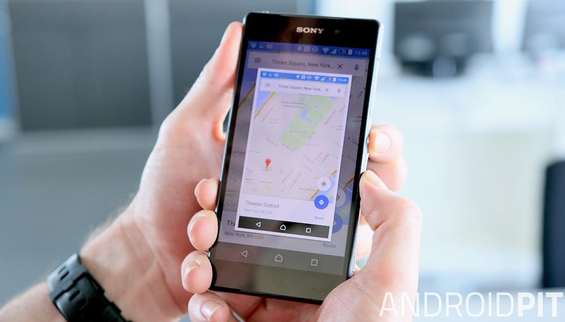 How to take a screenshot on the Sony Xperia Z2