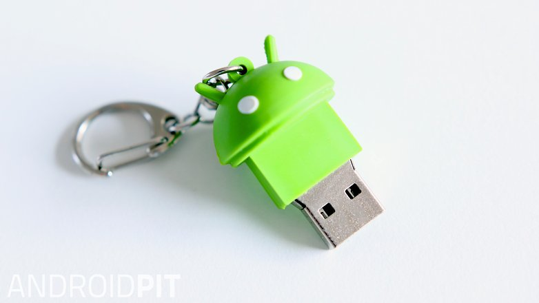 AndroidPIT storage solutions USB stick