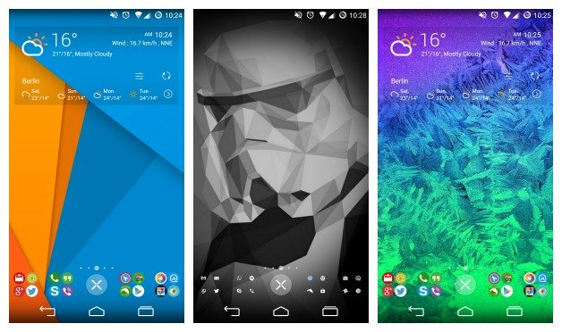 Best Android Wallpaper Show Us Your Homescreen