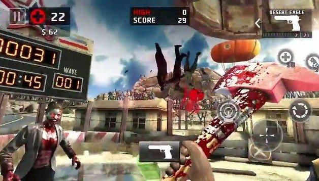 Dead Trigger 2 update delivers new Arena of Death game mode