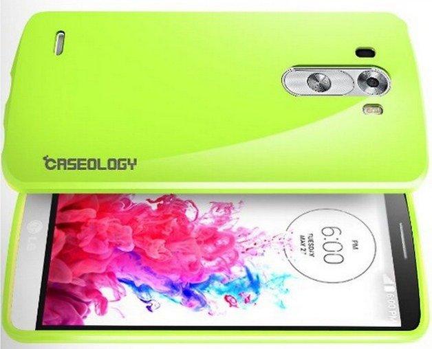 Caseology LG G3 case