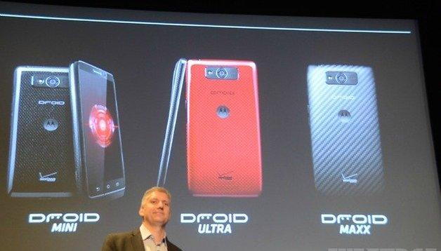 Droid MAXX e Ultra: 48 horas de bateria e muito do Moto X