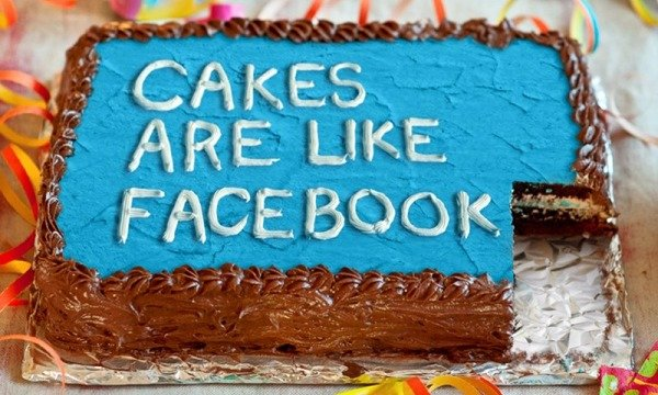 FacebookLikeCake
