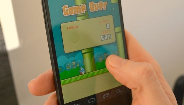 The Flappy Bird Effect: get the Flappy Bird APK here