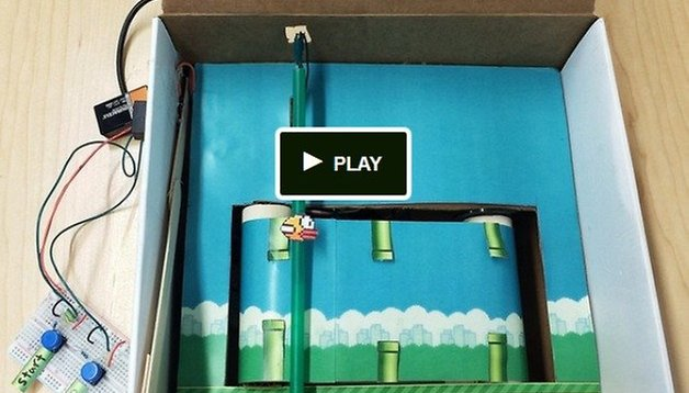 Flappy Bird enters the real world via Kickstarter campaign