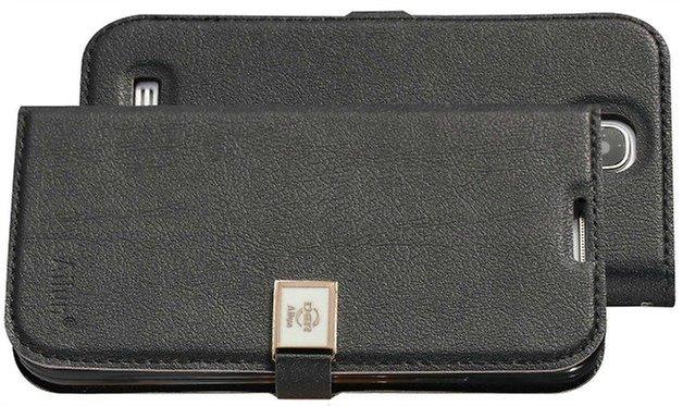 Galaxy S4 PU Leather case