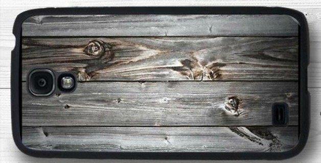 GalaxyS4Case wood