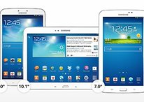 Tablettes Samsung: un nouveau trio Galaxy Tab 4 pour le MWC ?