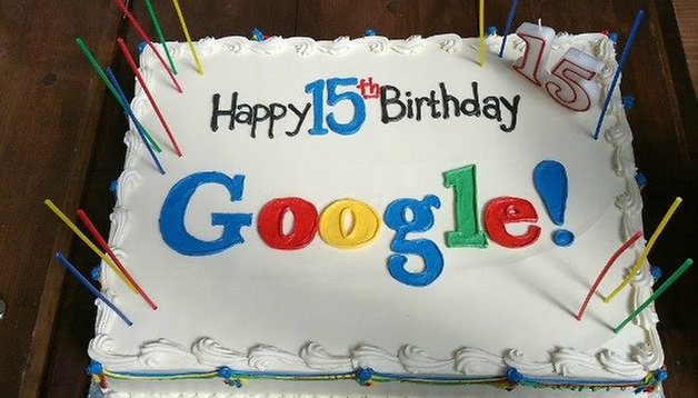 Hummingbird search update for Google's 15th Birthday
