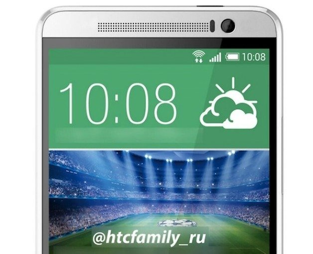 HTC M8 Render crop