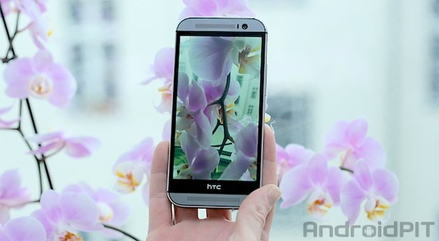 HTC One M8 Flowers