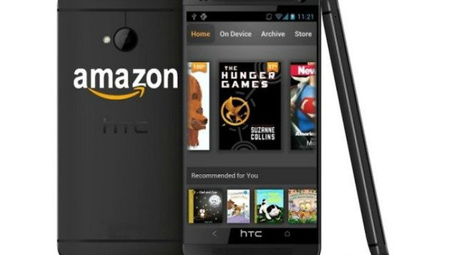 Kindle Phone by HTC and Amazon in development