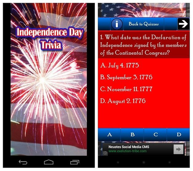 IndependenceDayTriviaCollage