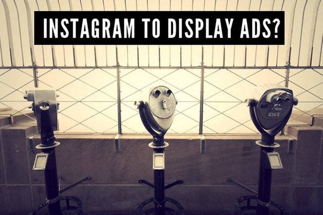 Instagram Displaying Ads