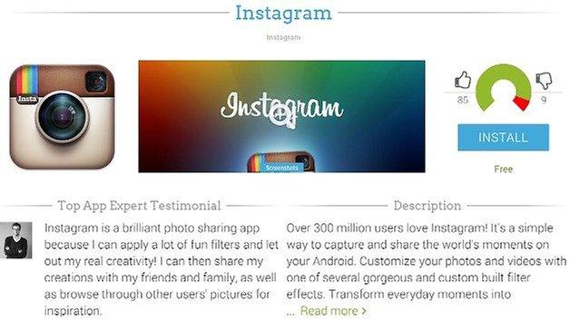 InstagramAppProfile