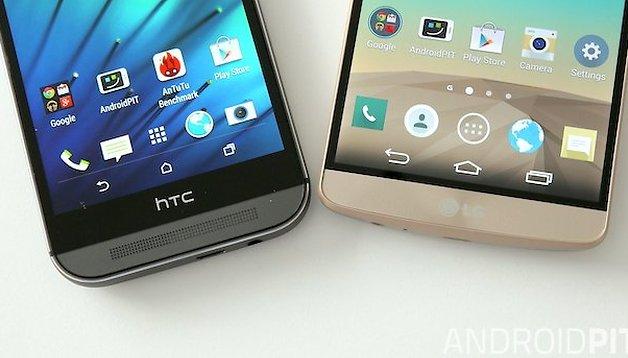 Por qué me equivoqué al cambiar un HTC One M8 por un LG G3