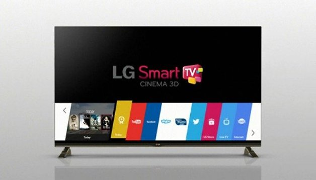 LG introduces massive new webOS platform for your Smart TV
