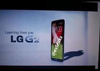 Leaked LG G2 pictures reveal buttons on the backside